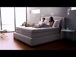 Select Comfort Adjustable Bed Sleep Number Innovation Series Beds U0026 Mattresses Youtube