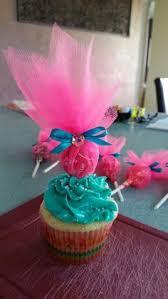 poppy troll cake stand skirt troll birthday party centerpiece