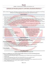 Automation Engineer Resume Ideas Of Aerospace Quality Engineer Sample Resume For Summary