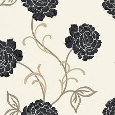 best 25 black and cream wallpaper ideas on pinterest marimekko