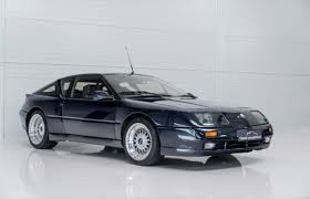 renault alpine a610 koop een renault alpine v6 turbo le mans in nederland autoblog nl