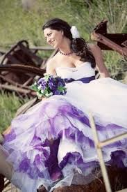 Purple Wedding Dress 7 Best Wedding Dresses Images On Pinterest Wedding Dressses
