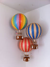 hot air balloons in the corner creative kid u0027s spaces pinterest