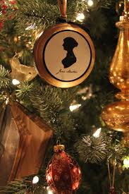 austen ornament miniature made for my 2013 book themed