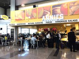 Austin Airport Map by Where To Eat At Austin Bergstrom International Airport Abia