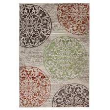 Home Design 7 X 10 B92 Elegant Scroll Rug 7x10 Ft At Home At Home