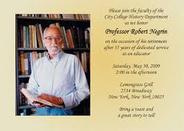 retirement announcement retirement party invitation style 1 sle b
