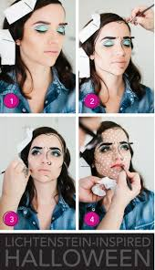 gypsy cult simple u0026 cute halloween makeup ideas u0026 inspiration