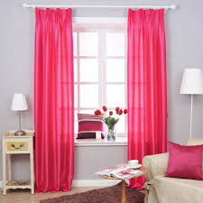 Beige And Pink Curtains Decorating Beautiful Curtains For Bedroom Decoration Endearing Pink