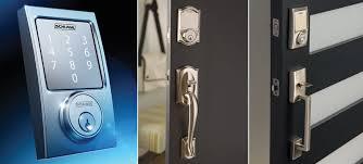 Exterior Door Locksets Interesting Home Front Door Locks Smart Interior Design Lock Boxes