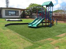 artificial playground grass in hawaii southwest greens