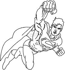 superman coloring pages print az coloring pages clip art