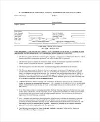 doc 575709 loan agreement template loan contract form