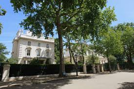 What Is Kensington Palace Kensington Residents Of London U0027s Most Expensive Street Feared