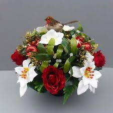 Memorial Vases For Graves Uk Grave Flower Arrangements Other Memorials U0026 Funerals Ebay