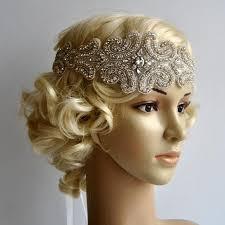 great gatsby headband aliexpress buy wholesale great gatsby bridal headpiece