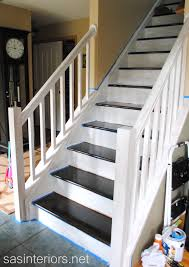 Painting A Banister White Staircase Carpet 2 Wood Diy Home Decor Diy Etc Pinterest