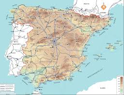 Santander Spain Map best beaches in spain best spanish beaches rough guides
