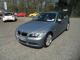 used bmw 3 series uk used bmw 3 series 2006 diesel 330d se 4dr saloon green edition for
