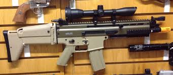 siege fn awesome airsoft collection fn scar 5 56mm airsoft guns