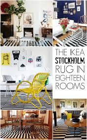 Ikea Runner Rug Uk Ikea Stockholm Rug Low Pile Roselawnlutheran