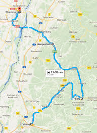 Strasbourg France Map by Exploring The Black Forest Like You Know What You U0027re Doing Rome