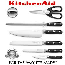 kitchenaid cutlery 7 pcs set candy apple cookfunky
