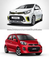 2017 kia picanto vs 2015 kia picanto old vs new cars daily