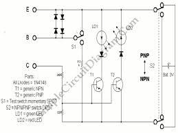 in circuit transistor tester schematic diagram efcaviation com