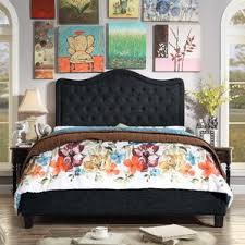 Upholstered Bed Frame Cole California by Queen Sized Beds You U0027ll Love Wayfair