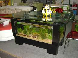 coffee table interesting coffee table aquarium designs latest