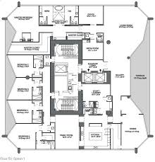 Museum Floor Plan One Thousand Museum Miami Condo One Sotheby U0027s International Realty