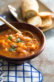 hearty autumn vegetable soup overtime cook