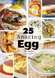 Dinner Egg Recipes 25 Amazing Egg Recipes Kleinworth U0026 Co
