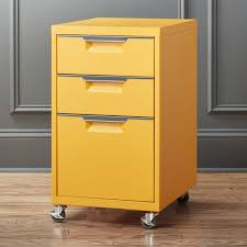 Yellow Metal Filing Cabinet Furniture Best Filing Cabinet Filing Cabinets Filing Cabinet