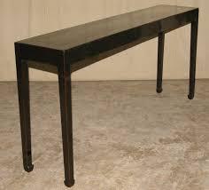 black lacquer console table black lacquer console table table designs