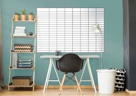 Dry Erase Sales Goal Tracking Chart Wall Decal Shop Fathead For
