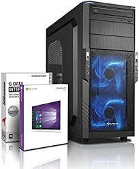 ordinateur de bureau gamer pas cher high end pc gamer intel i5 7500 4x 3 8ghz geforce gtx1050ti