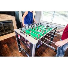 major league soccer table triumph mls 55 in quick connect breakaway foosball table hayneedle