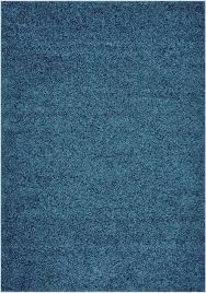 Solid Colored Rugs Our Space Collection Solid Color Area Rug Petrol Blue
