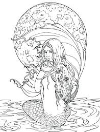 printable coloring pages of mermaids the little mermaid 2 printable coloring pages mermaids beautiful for