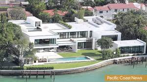 a rod u0027s 38 million miami mansion on the market youtube