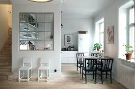 cloison vitree cuisine salon casser une cloison cloison cuisine entre la cuisine et le salon