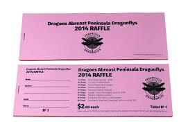 sample raffle ticket designs budget raffle tickets