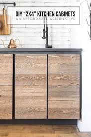 where to buy cheap kitchen cabinets doors diy 2x4 kitchen cabinets tutorial cherished bliss diy