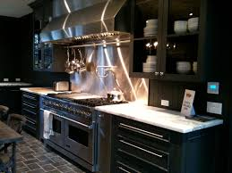 Open Galley Kitchen Ideas Amusing Dark Wood Floor Kitchen Ideas With Modern Open Grey