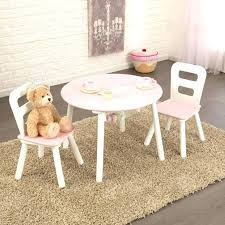 kidkraft round table and 2 chair set kidkraft table and chairs white kidkraft round storage table and 2