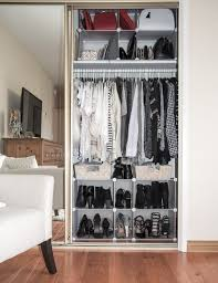 how to organize your closet with bed bath u0026 beyond visions of vogue