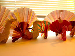 thanksgiving project for kids simple origami turkey for children youtube