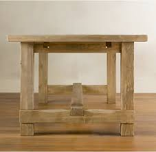 Cleaning A Wooden Dining Table by Rh U0027s Salvaged Wood Farmhouse Rectangular Extension Dining Table A